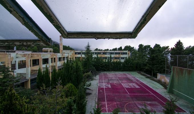 EVA, La base militar abandonada que sigue siendo unmisterio