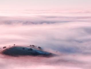 Caricias de Nube