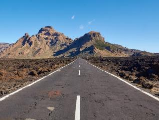 Caminos al Teide