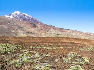 Majestuoso Teide