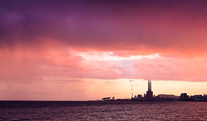 Captura las mejores puestas de sol deBCN